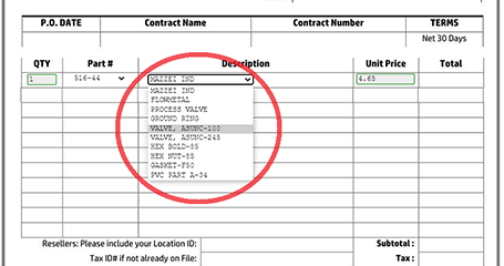 Using ERP or CRM when filling out forms online. This way, the processing will run smoothly and automatically.
